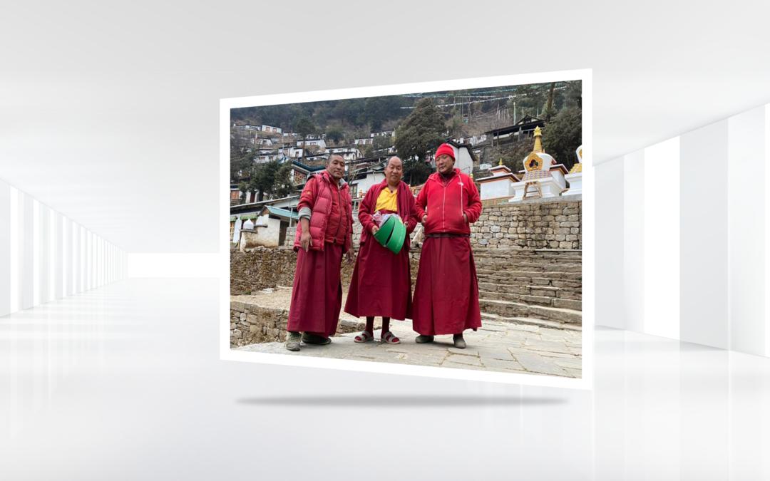 Swiss Belt – auch in Nepal